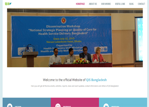 QIS Bangladesh has launched Official Website